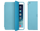 Чехол для Apple iPad 2, 3, 4 из микрофибры синий