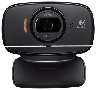 960-000842 Logitech WebCam  B525 OEM {CMOS 2, 1280 x 720,USB}
