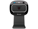 Microsoft LifeCam HD-3000, USB 2.0, 1280*720, автофокус, Mic, Black T3H-00013