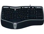 Microsoft Natural Ergonomic 4000 USB Keyboard (B2M-00020) RTL
